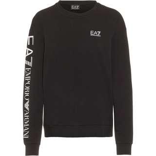 EA7 Emporio Armani Sweatshirt Damen black