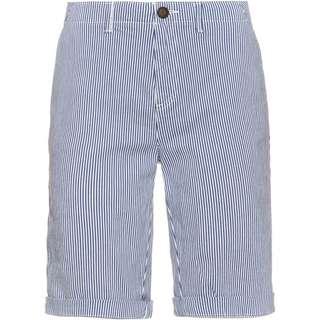 Superdry City Shorts Damen navy stripe