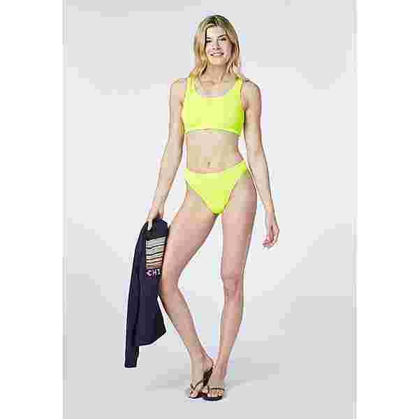 Chiemsee Bikini Bikini Set Damen Neon Yellow