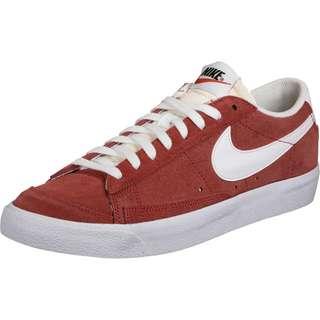 Nike Blazer Low 77 Sneaker Herren rot