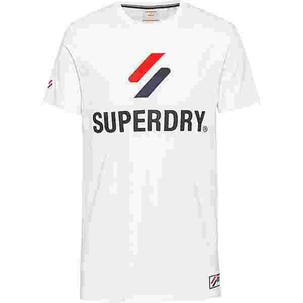 Superdry Sportstyle Classic T-Shirt Herren optic