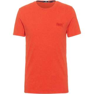 Superdry Ol Vintage T-Shirt Herren bright orange marl