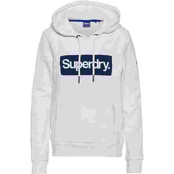 Superdry Workwear Hoodie Damen brilliant white