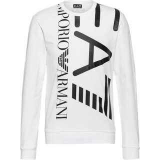 EA7 Emporio Armani Sweatshirt Herren white