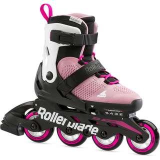 ROLLERBLADE MICROBLADE Inline-Skates Kinder pink-white