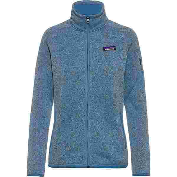 Patagonia Better Sweater Sweatjacke Damen berlin blue