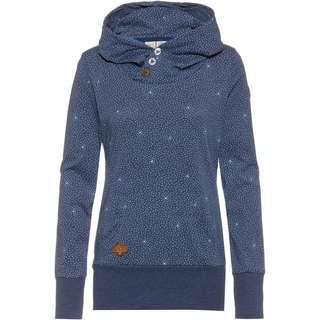 Ragwear Chelsea Dots Sweatshirt Damen indigo