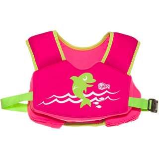 BECO BEERMANN Sealife Schwimmweste Easy 2-6 Jahre Rettungsweste Kinder pink