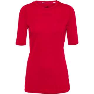 PUMA Modern Basics T-Shirt Damen american beauty