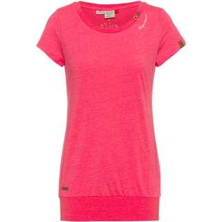 Ragwear Lesly T-Shirt Damen pink