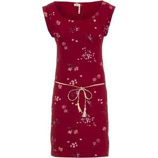 Ragwear Tamy Jerseykleid Damen wine red