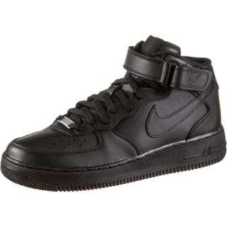 Nike Air Force 1 Mid ´07 Sneaker Herren black-black
