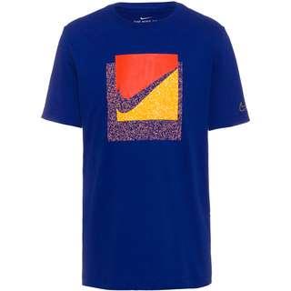 Nike NSW Swoosh Box T-Shirt Herren deep royal blue