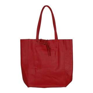 Zwillingsherz Anita Handtasche Damen rot