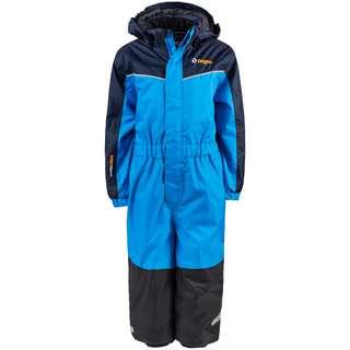 ZigZag PAJA Skianzug Kinder 2081 Blue Aster