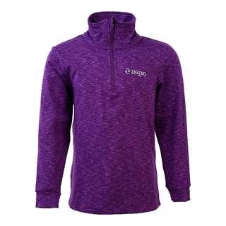 ZigZag Funktionssweatshirt Kinder 4081 Potent Purple