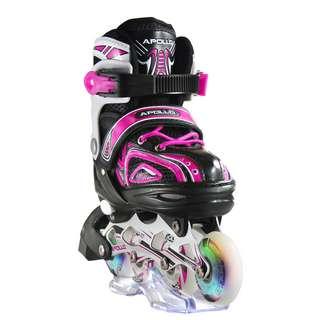 Apollo Super Blades X-Pro Inline-Skates pink