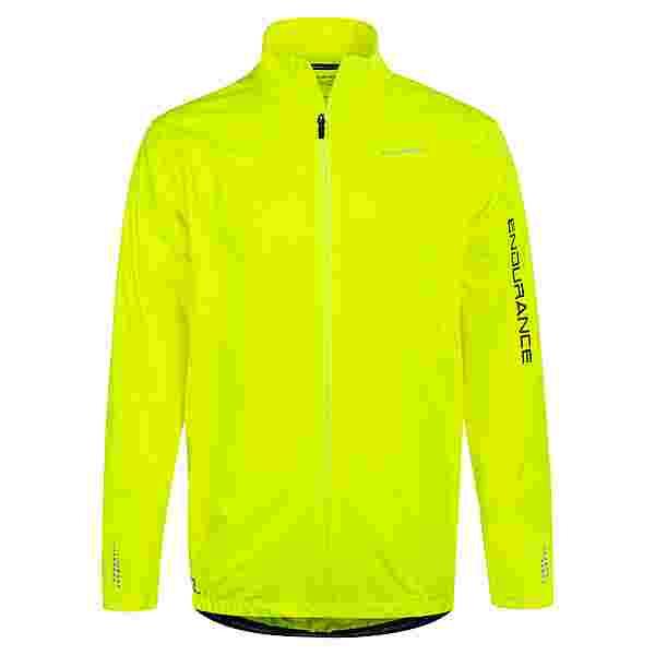 Endurance CLUSON M MEMBRANE CYCLING Trikot Herren 5001 Safety Yellow