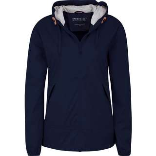 PRO-X-elements DIANA Softshelljacke Damen Marine-Blau