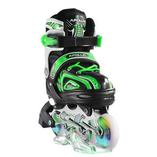 Apollo Super Blades X-Pro Inline-Skates grün