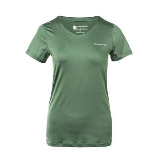 Athlecia Kalorine Printshirt Damen 3058 Balsam Green