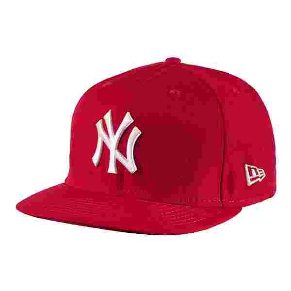New Era 59Fifty New York Yankees Cap red