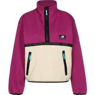 NEW BALANCE WT03529 Sweatshirt Damen pink