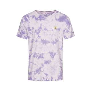 Colours & Sons Frank T-Shirt Herren violett