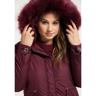MYMO Parka Damen Bordeaux