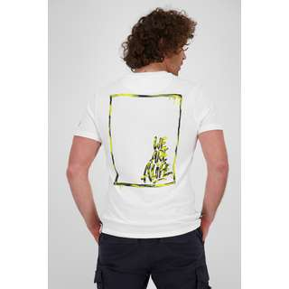 ALIFE AND KICKIN TagAK Puffer T-Shirt Herren cloudy