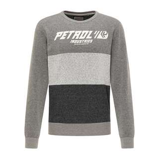 Petrol Industries Sweatshirt Herren Light Slate Melee