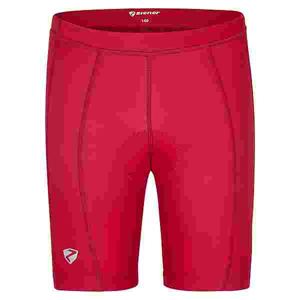 Ziener CHOTO X-FUNCTION Tights Kinder red pepper
