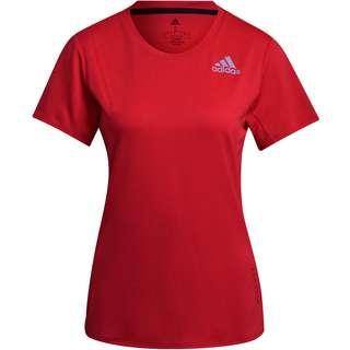 adidas HEAT READY SUPERNOVA Funktionsshirt Damen vivid red