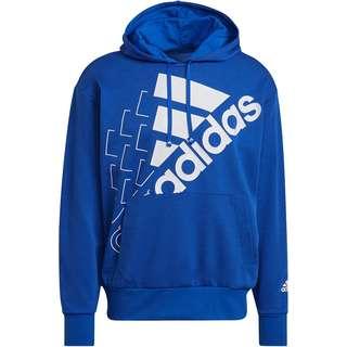 adidas Bluv Hoodie Herren bold blue-white
