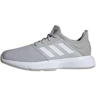 adidas GameCourt Tennisschuhe Herren grey two