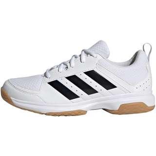 adidas Ligra 7 Hallenschuhe Damen ftwr white