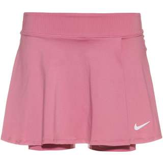 Nike Court Victory Tennisrock Damen elemental pink-white