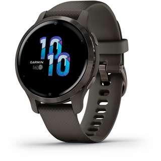 Garmin Venu 2 S Smartwatch schiefergrau