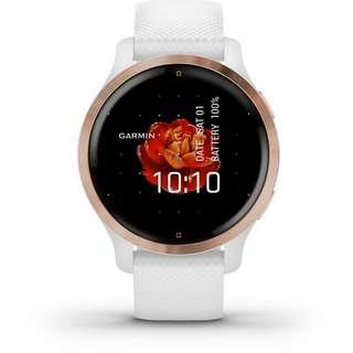 Garmin Venu 2 S Smartwatch weiss-rosegold