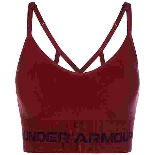 Under Armour Seamless Low Long BH Damen pink