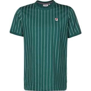 FILA Hogan Ringe T-Shirt türkis/gestreift