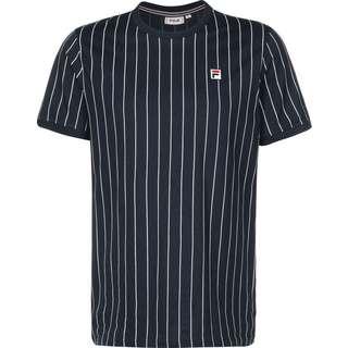 FILA Hogan Ringe T-Shirt blau/gestreift