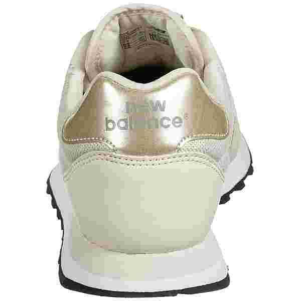 NEW BALANCE 500 Sneaker Damen beige / gold