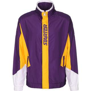 STARTER Sportswear Windbreaker Herren lila