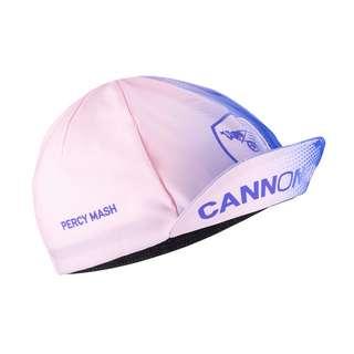 PERCY MASH Gazzetta line Cap Helmmütze rosa