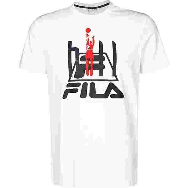 FILA Fico T-Shirt Herren weiß