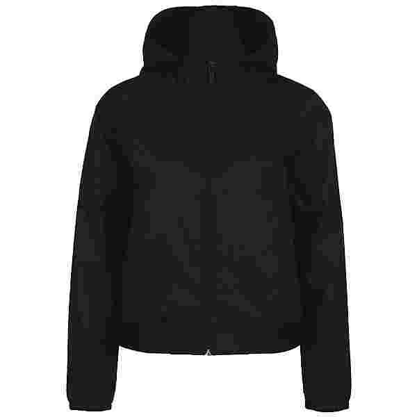 Under Armour Reversible Woven Trainingsjacke Damen schwarz / weiß