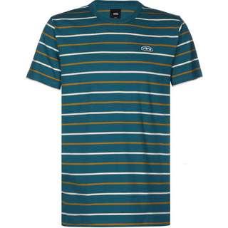 Vans Color Multiplier T-Shirt Herren blau/gestreift