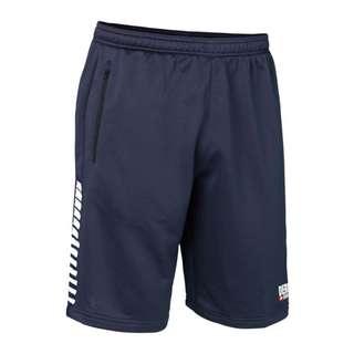 Derbystar Hyper Short Bermuda Fußballshorts blauweiss