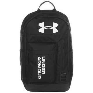 Under Armour Rucksack Halftime Daypack schwarz / weiß